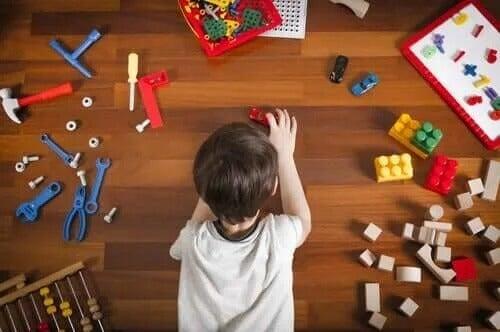 organisera barnens lekrum