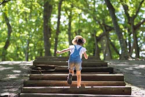 Hur man uppfostrar ett barn som vill uppnå framgång