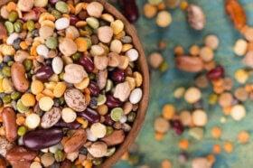 Intressanta fakta om baljväxter som du antagligen inte känner till