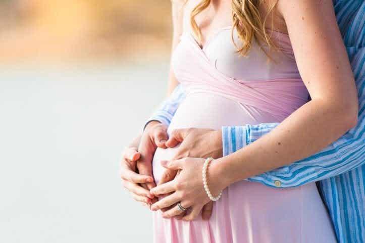 Vårkläder för gravida kvinnor