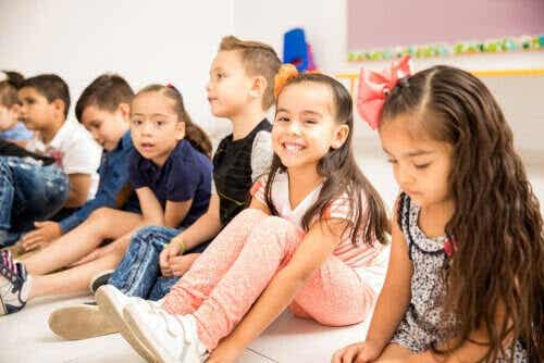Kognitivt stimulerande övningar för barn