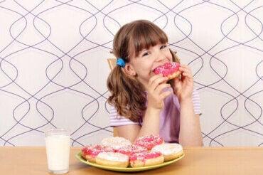 Sockerintag: Finns det en gräns för barn?