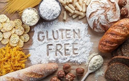 glutenfria recept för graviditetens första trimester