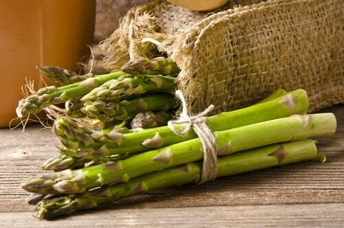laktosfria recept för graviditetens andra trimester: sparris
