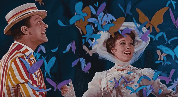 4 lärdomar från Mary Poppins