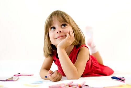 20 frågor som hjälper barn att lära känna sig själva