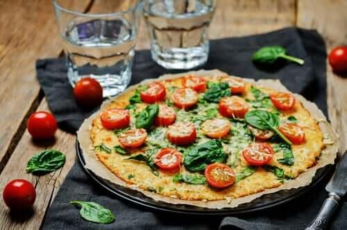 4 tips för hälsosamma hemlagade pizzor