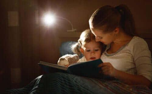 Hur man introducerar barn till läsning