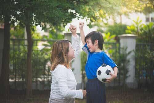 8 tips för att uppfostra barn genom proaktivitet