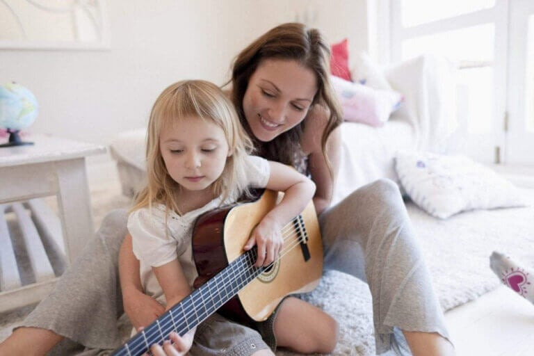 Fördelarna med att spela musik som ett sätt att lära sig