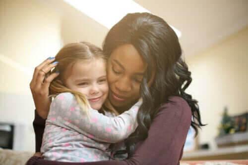 Vad får dig att känna dig som en mamma?