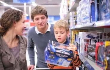 Hur man undviker tvångsmässig konsumtion hos barn