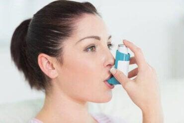 Gravida kvinnor med astma