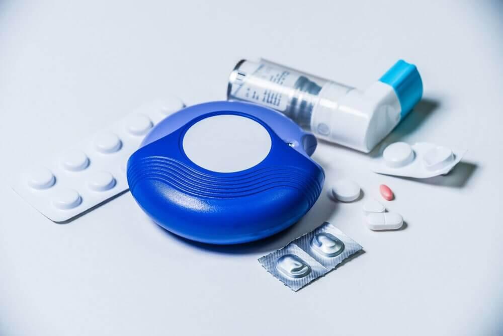 gravida kvinnor med astma: astmamedicin