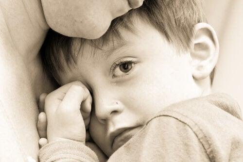Allt du behöver veta om barns rädsla