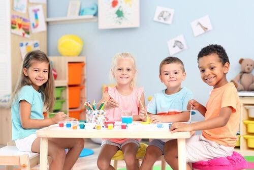 När ska barn börja i förskolan?