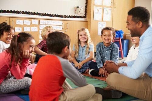 barn som börja i förskolan
