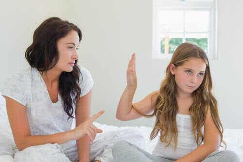Hur man hanterar barn som använder tystnad som vapen