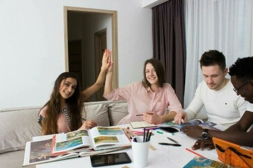 Bästa apparna för studier: Studiegrupp