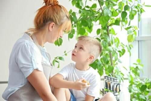 Vikten av svaren du ger dina barn