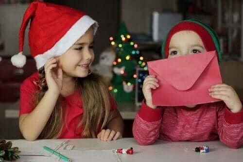 """""""A Shorter Letter"""" - En kortfilm om julklappshets"""
