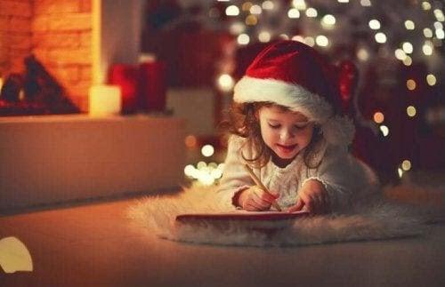 """""""A Shorter Letter"""": barn skriver önskelista"""
