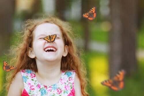 6 personliga styrkor som hjälper barn att utvecklas
