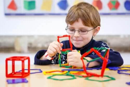 barn använder ABN-metoden
