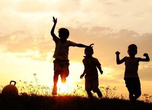 Ditt barns frihet, efter ålder