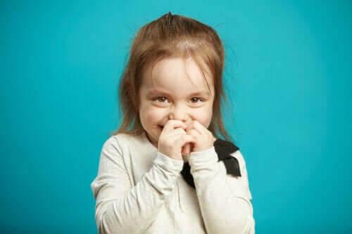 Skadlig skam hos barn: Hur utvecklas det?
