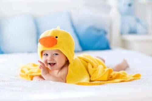 Badtillbehör för din baby