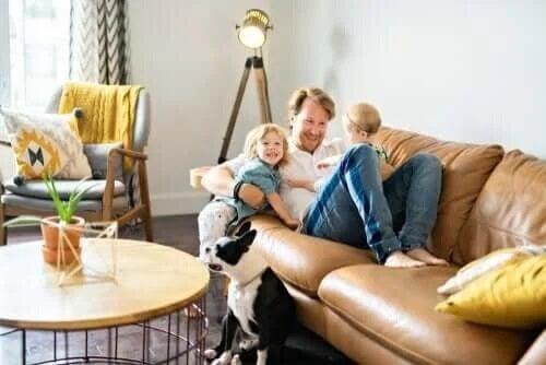 Definitioner av familj - fyra perspektiv