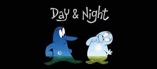 Dag & natt: En kortfilm om acceptans