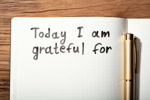 tacksamhetsdagbok