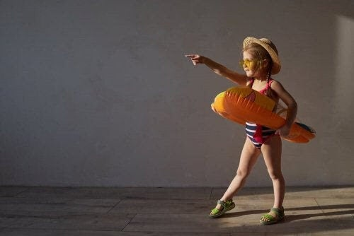 5 platser att återskapa för att underhålla dina barn hemma