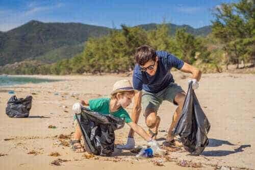 Miljömedvetna aktiviteter som passar hela familjen