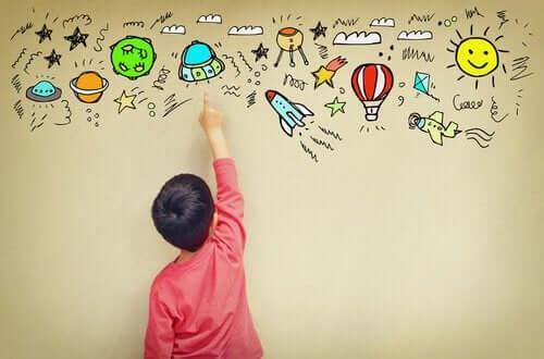 Så hjälper du barnen att få ett bra visuellt minne