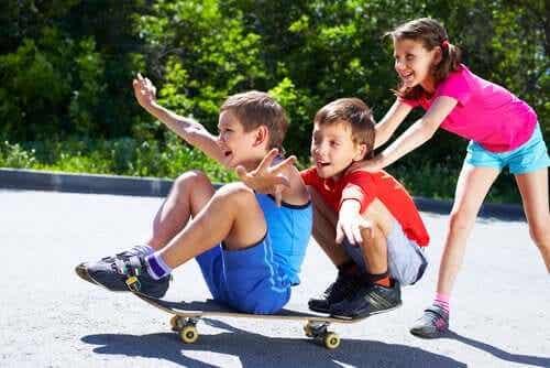 6 fantastiska hobbyer för barn