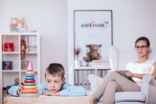 Desintegrativ störning hos barn: Symptom och behandling