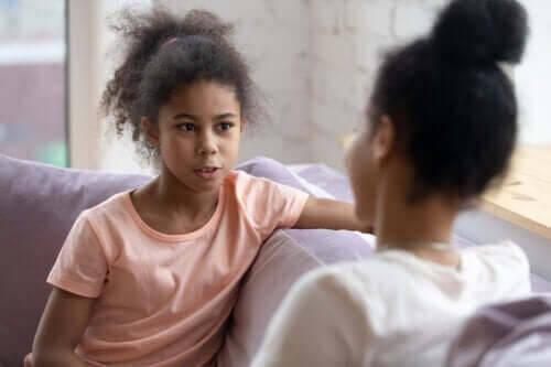 Sluta förhöra din tonåring - för en dialog