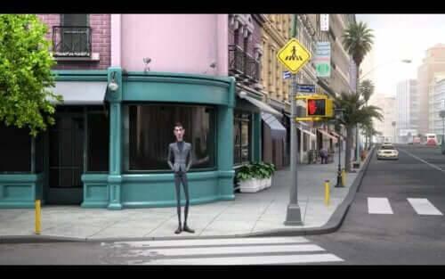 Mr. Indifferent: En kortfilm om att hjälpa andra