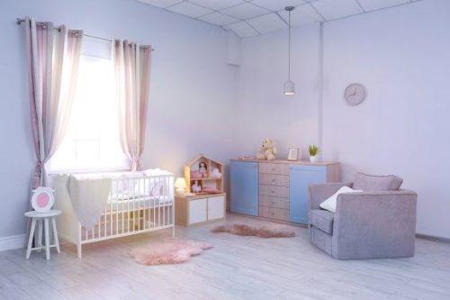 Dekorera barnrummet: Användbara tips