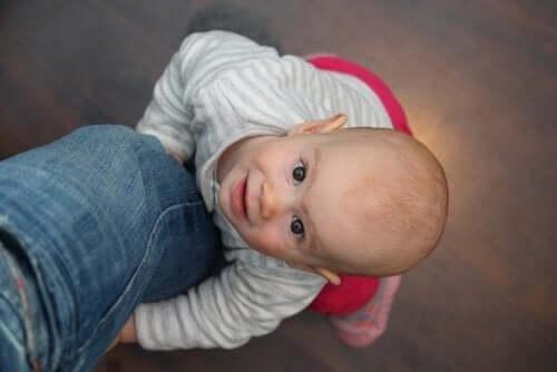 Teorier som förklarar emotionell utveckling hos barn