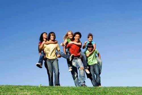 Påverkan av socialt strävande på unga människor