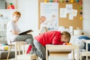 Emotionell terapi för barn
