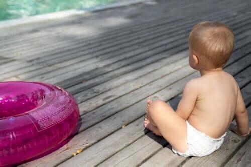 Vad man bör göra vid drunkning hos barn