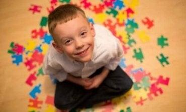 Aktiviteter för barn med autism
