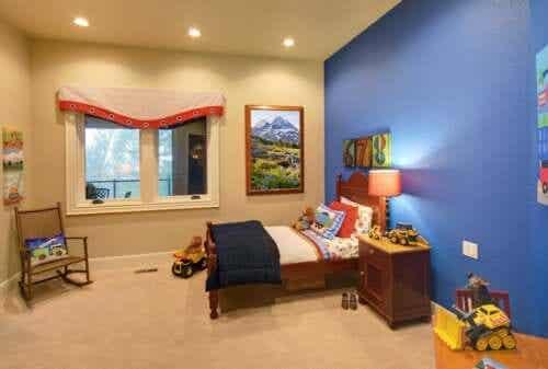 Ett barnrum har flera olika användningsområden.