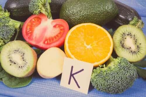 Betydelsen av vitamin K under graviditeten