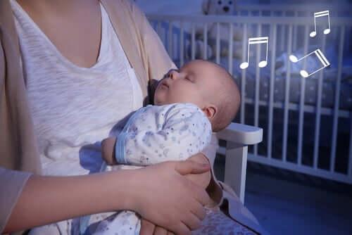 De bästa vaggvisorna för din bebis